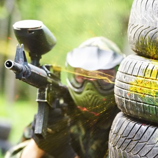 Paintball EVJF Tarbes