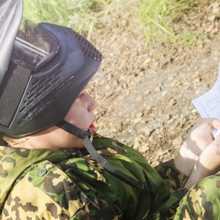 Initiation paintball enfant Tarbes