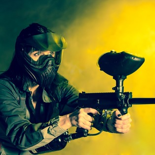 Paintball femmes